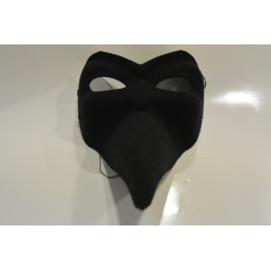 masque long noir
