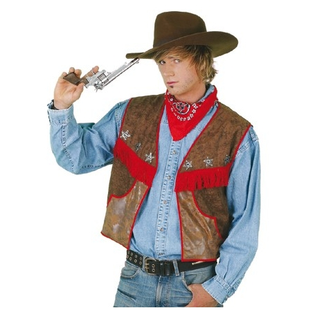 Gilet Cow boy