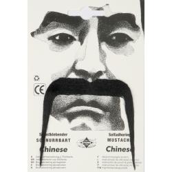 Moustache chinois