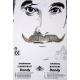 Moustache Dand gris