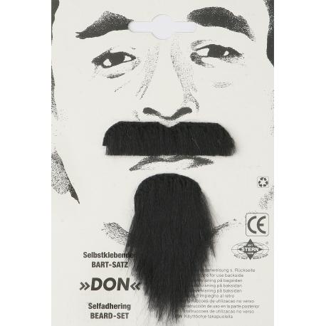 Moustache don