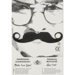 Moustache gay