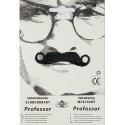 Moustache professeur