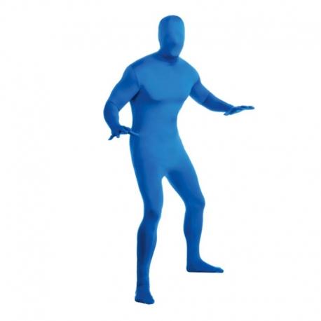 Combinaison bleue