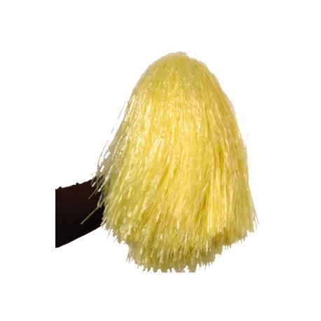 Pompom jaune