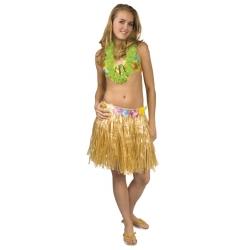 jupe hawaii à fleur