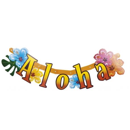 Bannière haloha