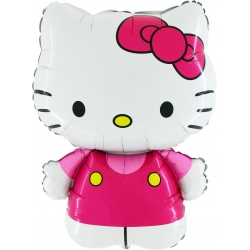 ballon aluminium hello kitty