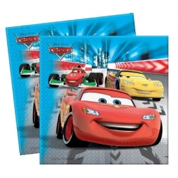 Serviettes cars