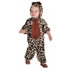 leopard bébé