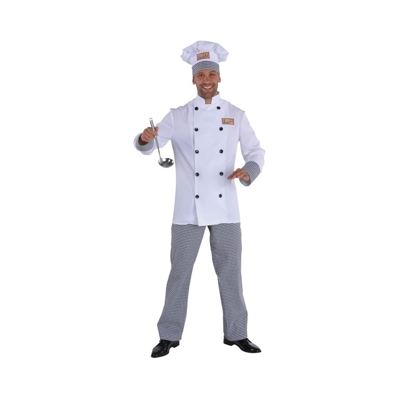 D guisement de cuisinier festival center for Un cuisinier