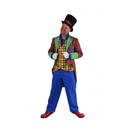 Déguisement de clown adulte