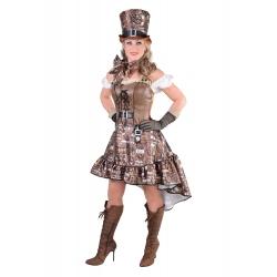 Robe steampunk