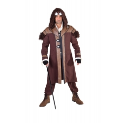 Manteau steampunk