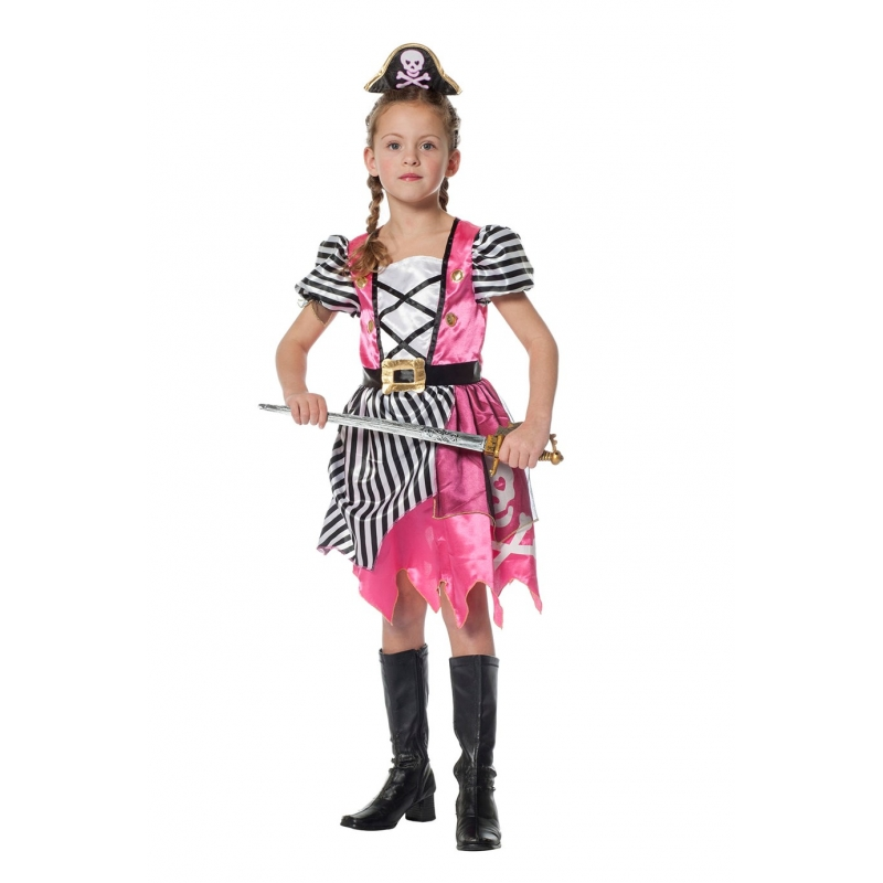D guisement pirate - Maquillage pirate fille ...