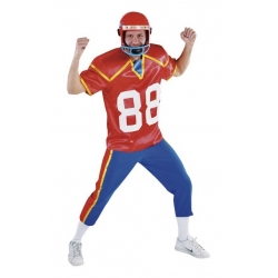 Deguisement footbaleur americain
