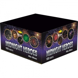 Batteries midnight heroes