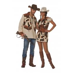 Chemise cowboy