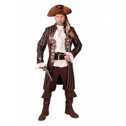 manteau pirate