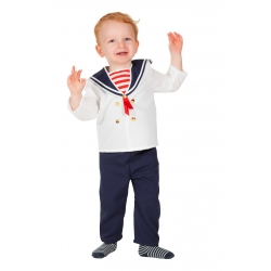 déguisement marin bébé