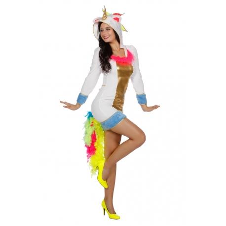 déguisement licorne femme