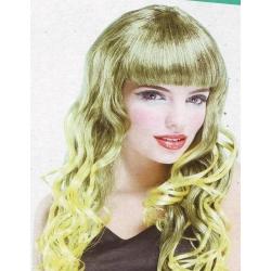 Perruque de dame  blonde
