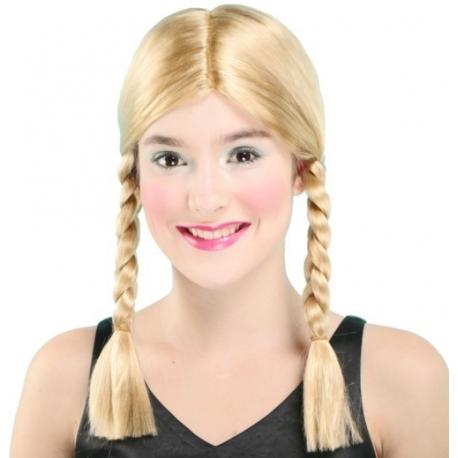 Tresses blondes - Deux tresse africaine ...