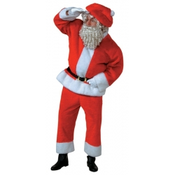 Déguisement de Père Noel Américain
