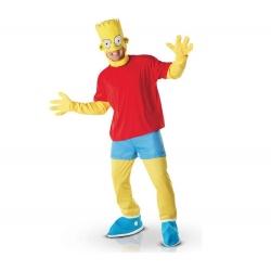 Déguisement Bart simpson