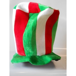 Chapeau supporter cylindre italien
