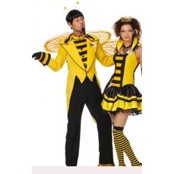 Costume abeille femme