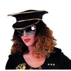 casquette police dame