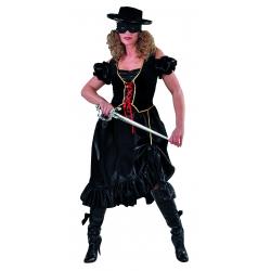 Zorro  dame
