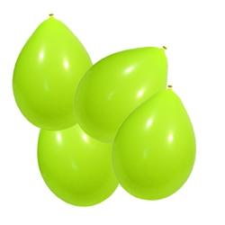 Ballons  jaune par 100