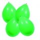 Ballons vert par 100