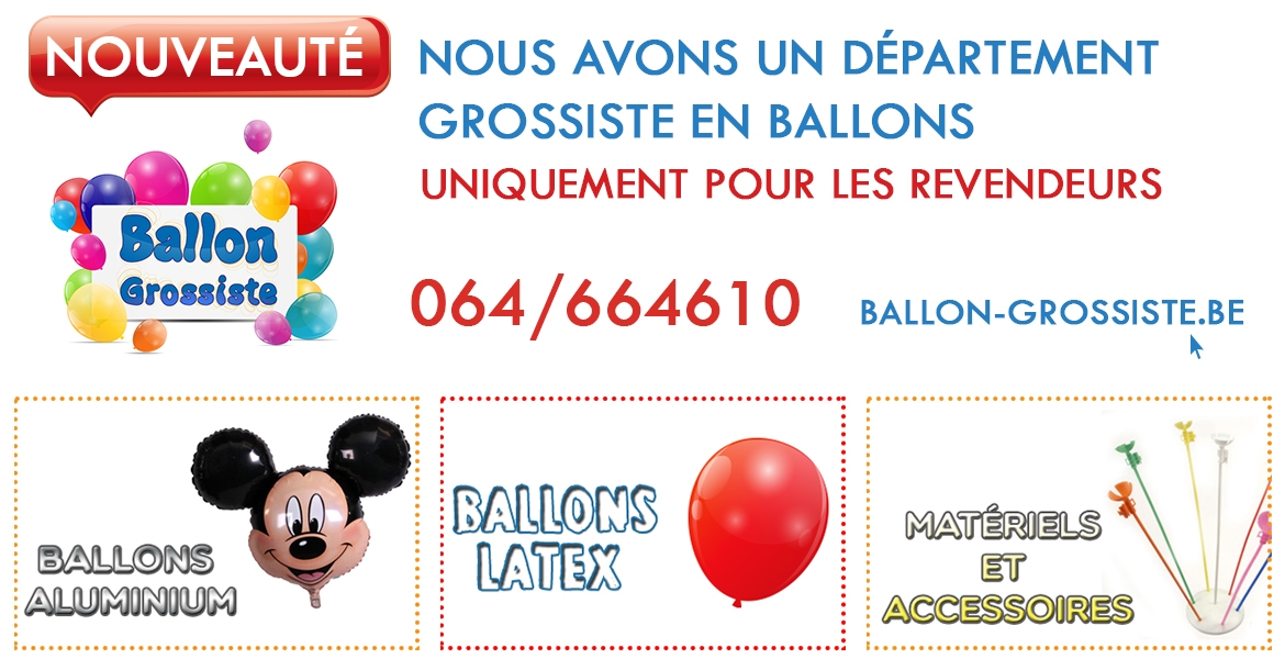 Ballon Grossiste