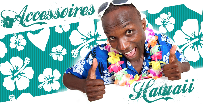 Accessoires Hawaii
