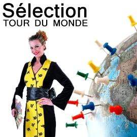 Sélection tour du monde