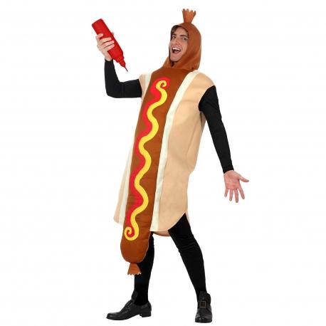 Déguisement hot dog