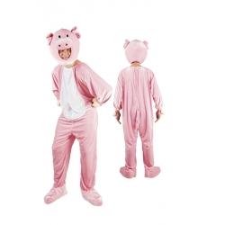 Mascotte cochon