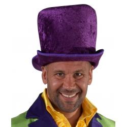 Chapeau de clown tissu
