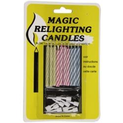 Bougies magique