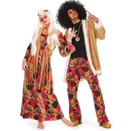 Déguisement d'hippie homme