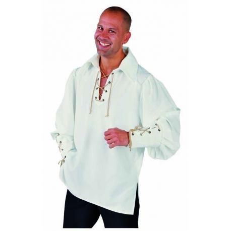 chemise de pirate
