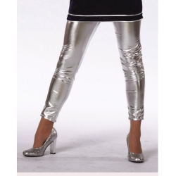 Leggings argent