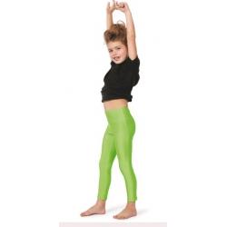Leggings vert enfant