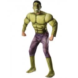 déguisement Hulk