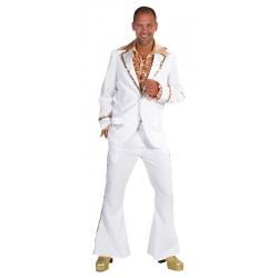 Déguisement disco homme blanc
