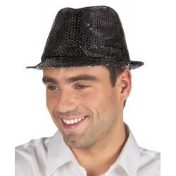 Chapeau borcalino noir