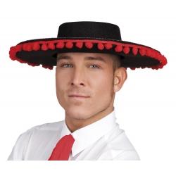 Chapeau espagnol boules